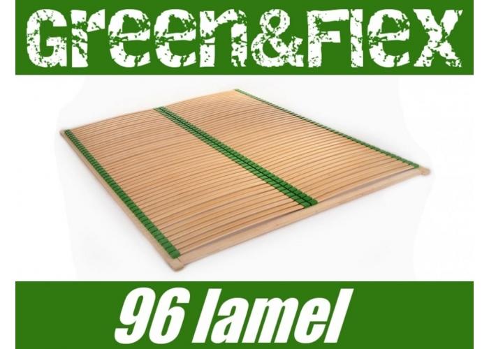 Lamelový rošt GREEN&FLEX 48 lamel