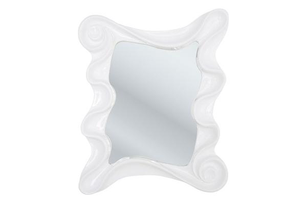 Zrcadlo Wonderland - Bílé