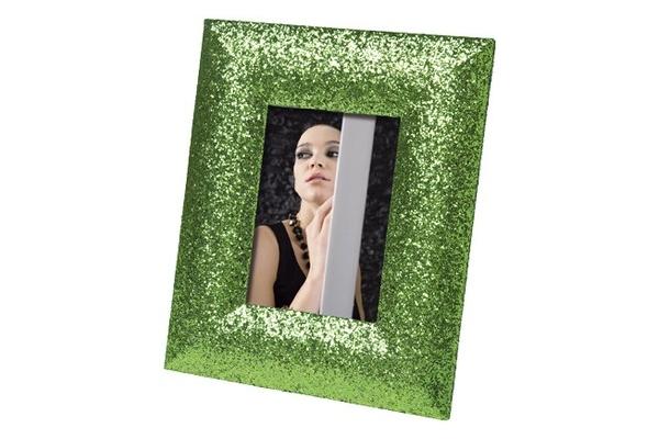 Fotorámeček - zelený