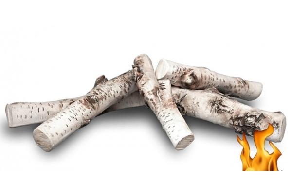Dekorační keramické větve...