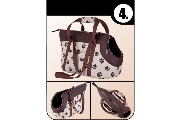 Přenosná taška pro psa -...