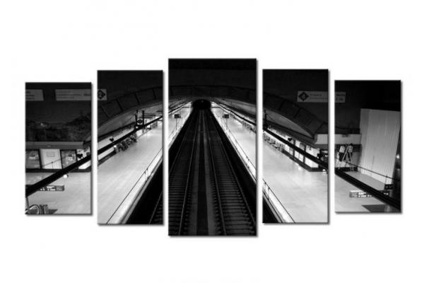 Obraz Metro
