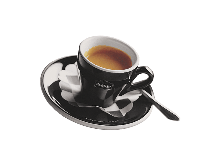 Šálek a podšálek FLORIO espresso od...