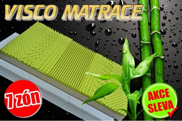Paměťová matrace VISCO 17cm
