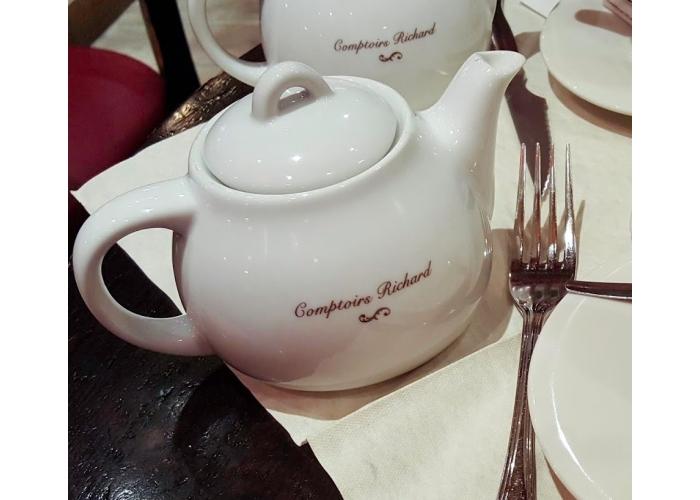 Čajová konvička velká Cafes Richard...