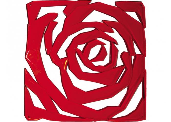 Dekorační panel Růže