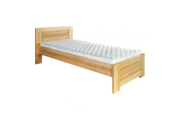 Masivní postel BUK EVA