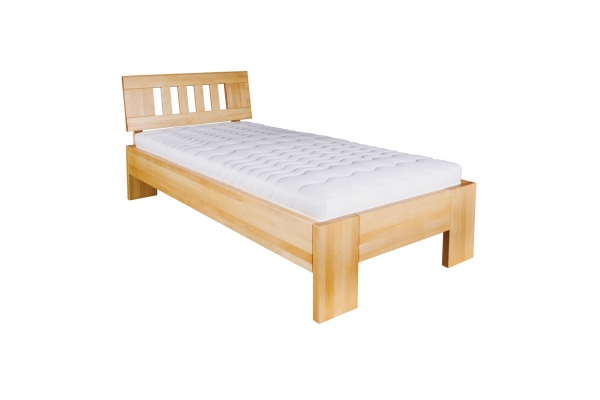 Masivní postel BUK NAOMI