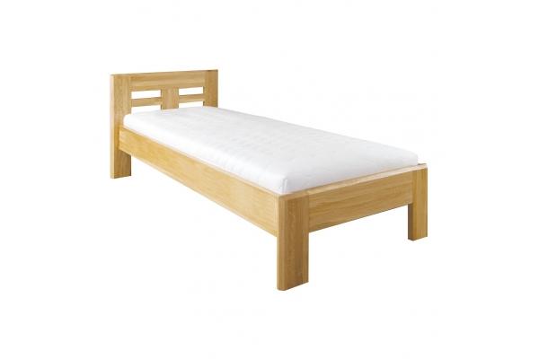 Masivní postel DUB AMANDA