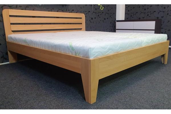 Masivní postel BUK ESTER