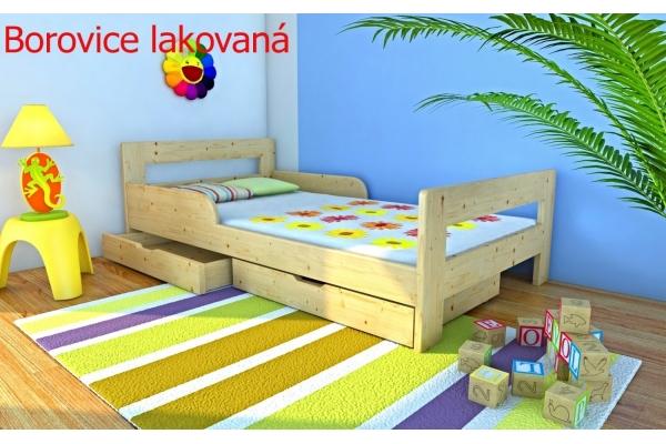 Dětská postel z masivu...