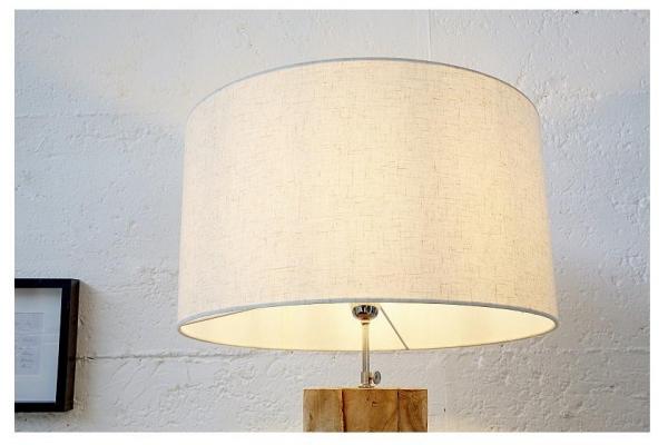 Stojací Lampa Slunečná Přírodní