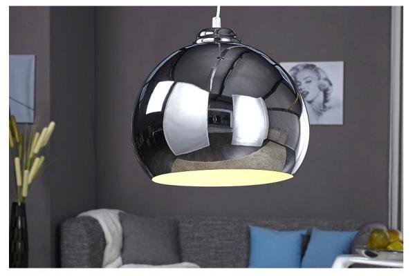 Závěsná lampa Chromagon