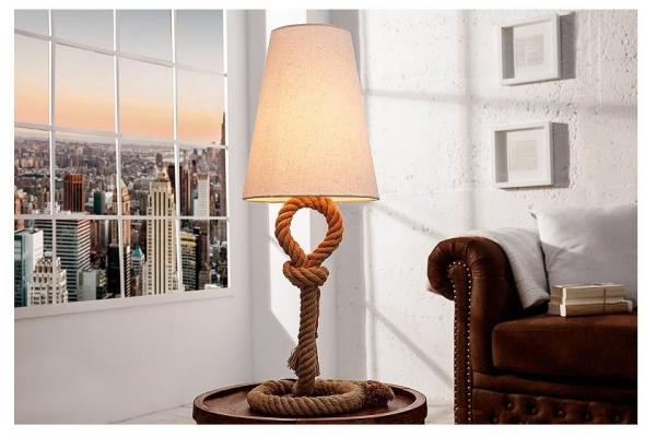 Stolní lampa sedmi moří 80cm