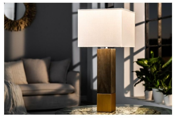 Stolní lampa čistá příroda