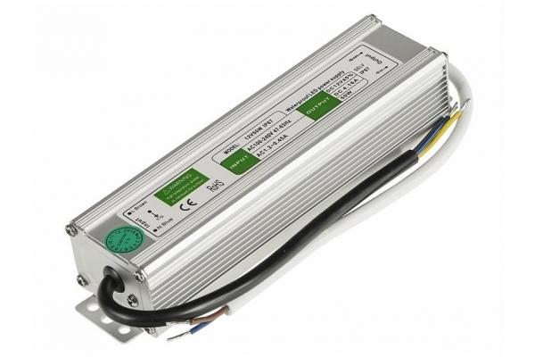 Zdroj, trafo 4,16A 50W vodotěsný pro LED pásky