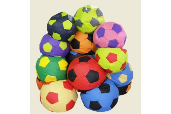 Sedací vak fotbal L mini