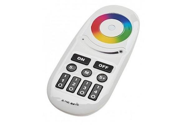 BERGE dálkový ovladač pro LED pásky RGBW 4 zóny