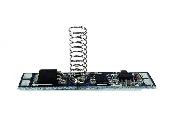 Dotykový stmívač pro LED pásky v profilu - 10A - 120W