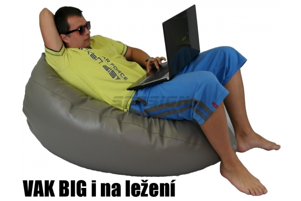 Sedací vak BIG XXXL hruška