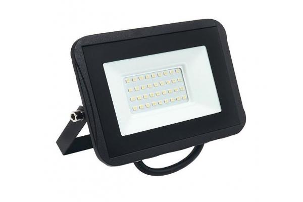 LED reflektor IVO - 30W - IP65 - 2550Lm - studená bílá - 6000K