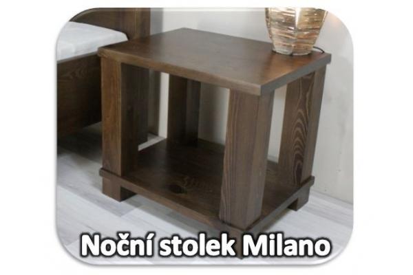 Noční stolek Milano