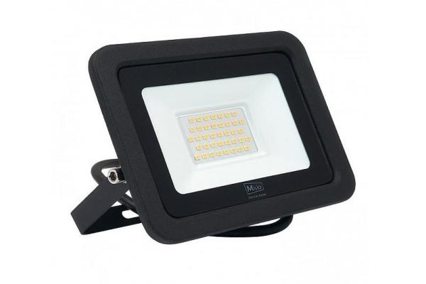 LED reflektor RODIX PREMIUM - 30W - IP65 - 2550Lm - studená bílá - 6000K - záruka 36 měsíců