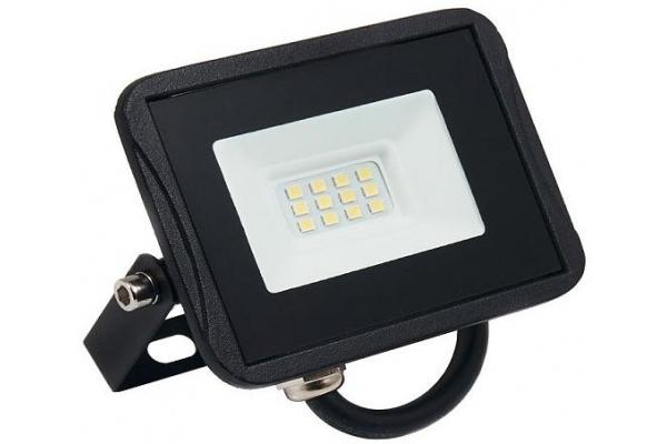 LED reflektor IVO - 10W - IP65 - 850Lm - studená bílá - 6000K