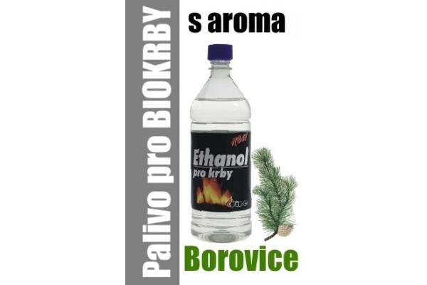 Palivo pro biokrby s aroma...