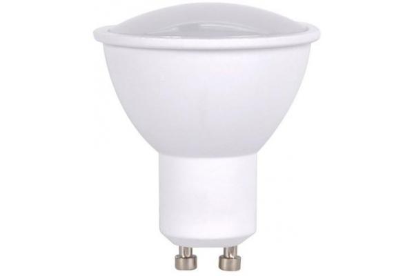 Solight LED žárovka, bodová , 7W, GU10, 4000K, 560lm, neutrální bílá