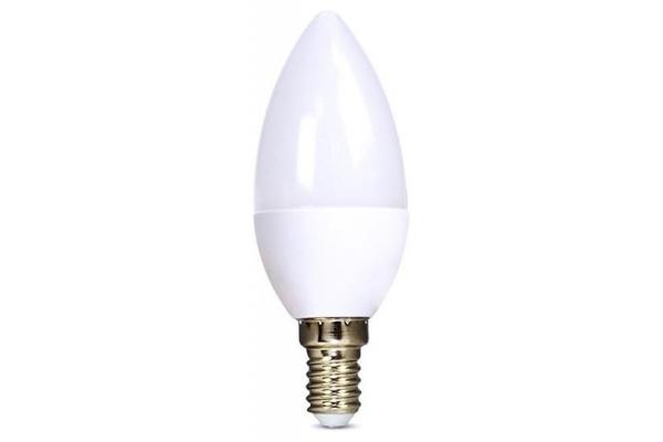 Solight LED žárovka, svíčka,teplá bílá 4W, E14, 3000K, 340lm