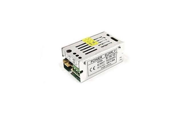 Napájecí zdroj pro LED - 1,25A - 15W - IP20 - ver2