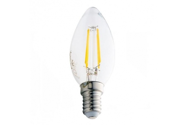 LED žárovka Berge Berge - E14 - 5W - 550Lm - filament - teplá bílá