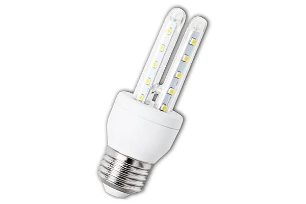 VANKELED LED žárovka - Berge - E27 - 4W - B5 - 320Lm - studená bílá