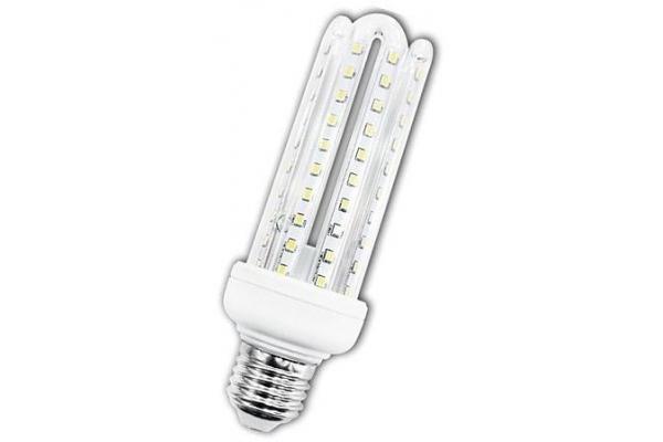 VANKELED LED žárovka - Berge - E27 - 15W - 1200Lm - Tube - B5 - studená bílá 20102