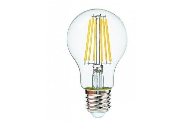 LED žárovka -Berge -  E27 - 12W - 1200Lm - A60 - filament - neutrální bílá