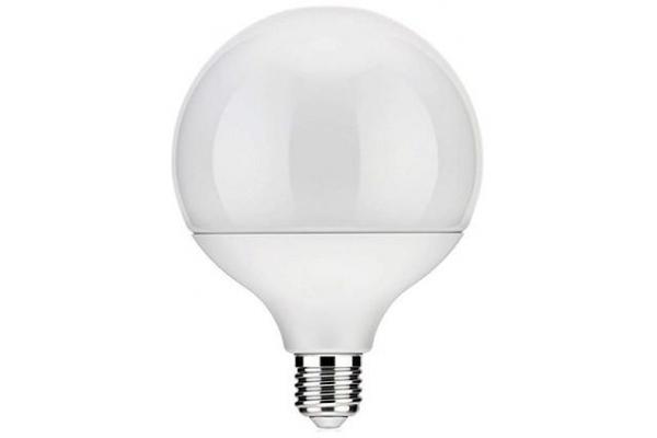 VANKELED LED žárovka - Berge - E27 - 15W - G95 - 1275Lm - studená bílá