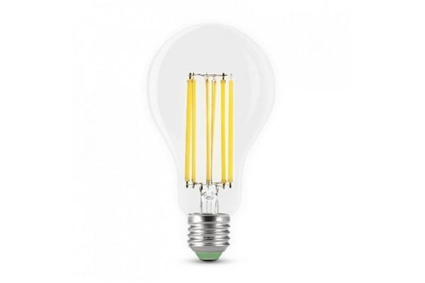 LED žárovka - Berge - E27 - 18W - 2500Lm - filament - teplá bílá