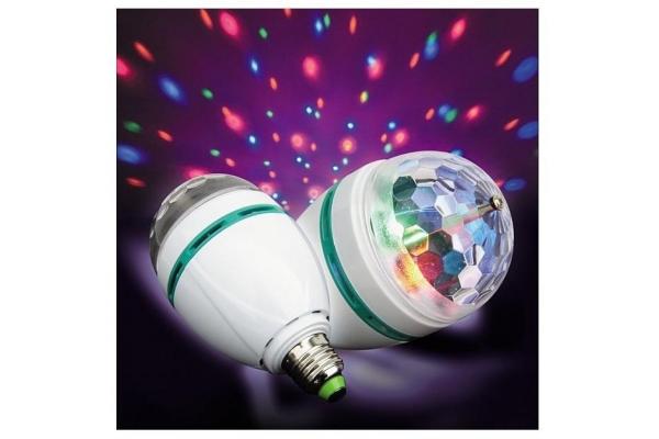BERGE LED žárovka ATMOSPHERE - Berge - E27 - 3W - 230V - RGB