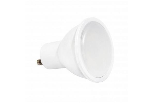 LED žárovka - SMD 2835 - GU10 - 6W - 580Lm - studená bílá