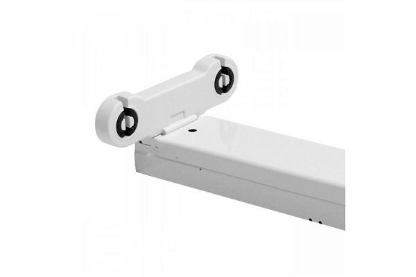 Přisazené těleso pro LED trubice T8 - 2 x 120cm