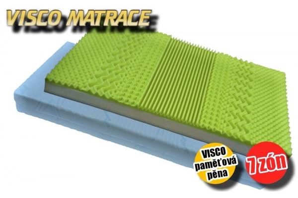 Paměťová matrace VISCO 13cm