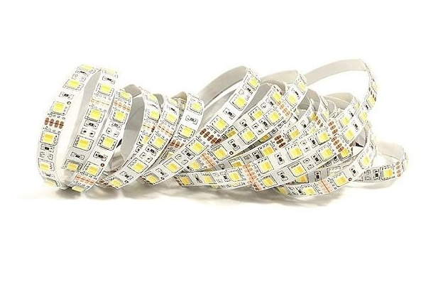 BERGE LED pásek - MULTIWHITE - 3in1 - SMD 5025 - 5m - 60LED/m - 14,4W/m - IP20