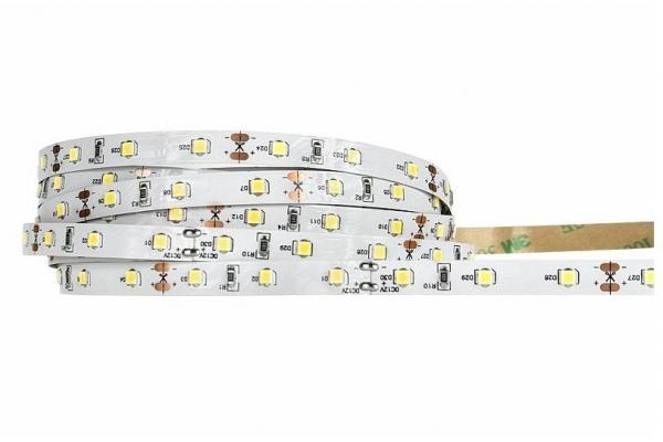 LED pásek - SMD2835 - 5m - 60LED/m - 4,8W/m - IP20 - teplá bílá