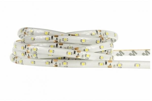 LED pásek - SMD 3528 - 5m - 60LED/m - 4,8W/m - IP65 - neutrální bílá