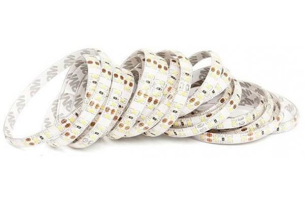 BERGE LED pásek - SMD 2835 - 5 m - 60 LED/m - 10,8 W/m - 24V - IP65 - neutrální bílá