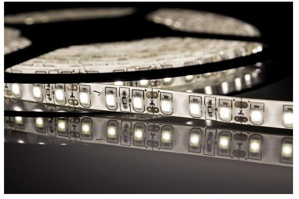 BERGE LED pásek - SMD 2835 - 5m - 60LED/m - 10W/m - 4500Lm - IP20 neutrální bílá