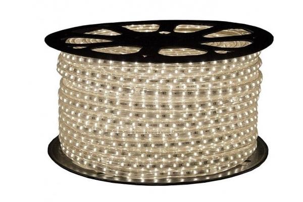 BERGE LED pásek - 230V - 1m - 60LED/m- 6W/m - 380Lm - IP68 - neutrální bílá - 10mm