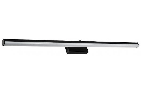 LED koupelnové nástěnné svítidlo B7073 černé - 70cm - 18W - 1600Lm - IP44 - neutrální bílá