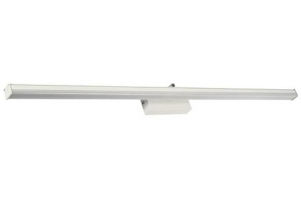 LED koupelnové nástěnné svítidlo B7074 bílé - 100cm - 18W - 1600Lm - IP44 - neutrální bílá